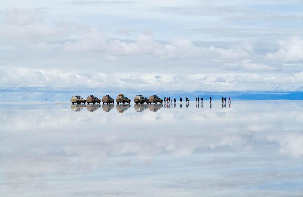 Bolivija Salar-De-Uyuni
