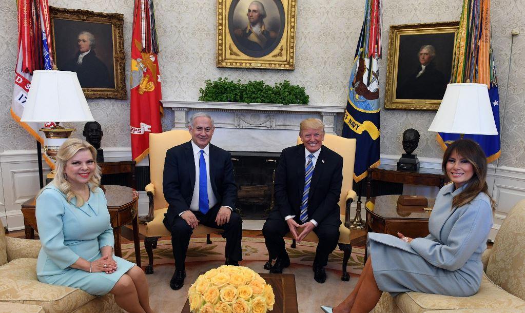 Netanjahu i Tramp