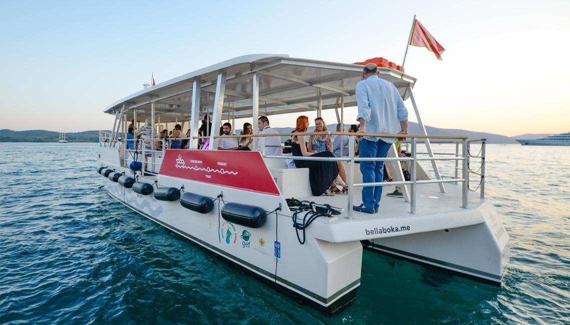 Bay of Kotor gets eco-ships intended for public transport - CdM