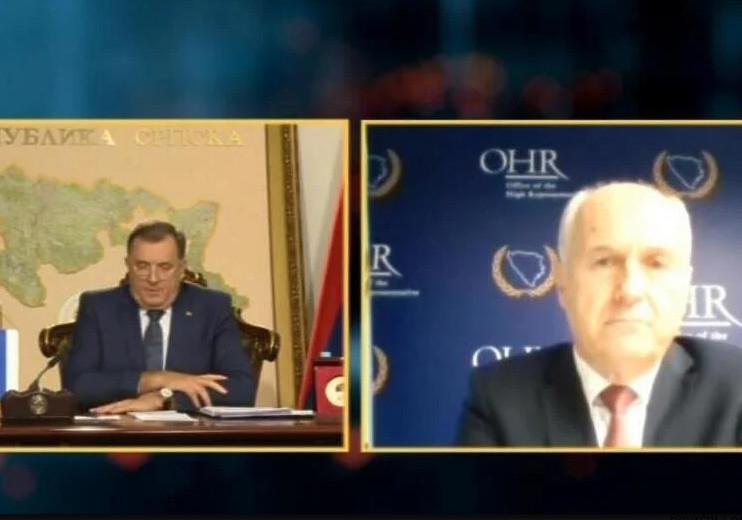Skandalozno obraćanje Dodika pred UN-om: Izvrijeđao Inzka, nazvao ga  monstrumom - CdM