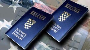 Hrvatski pasoš